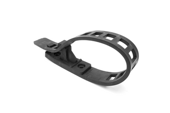 "Rubber Quick Fist Long Arm Clamp, Pair, 0.5"" to 4.5"" Diameter"
