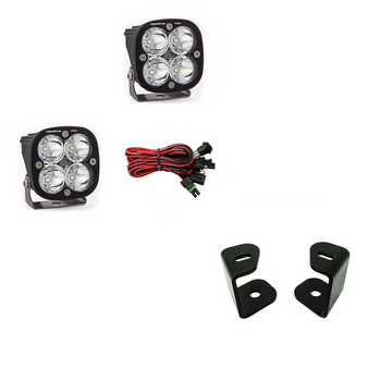 Baja Designs Ram 1500 (2009-2019) A-Pillar Squadron Kit (Pro)