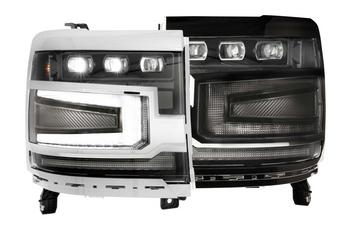 Morimoto XB LED Headlights for 2016-2018 Chevrolet Silverado 1500