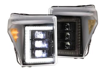 Morimoto XB LED Headlights for 2011-2016 Ford Super Duty