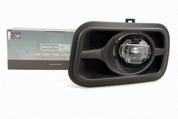 Morimoto XB LED Fog Lights for 2009-2012 Ram 1500 & 2010-2017 Ram 2500/3500