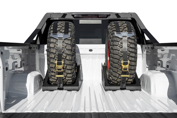 Addictive Desert Designs Universal Tire Carrier