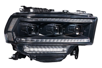 Morimoto XB LED Headlights for 2019+ Ram 2500/3500