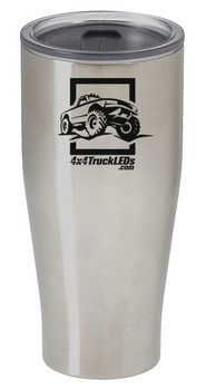 4x4TruckLEDs.com 20oz. Stainless Steel Tumbler