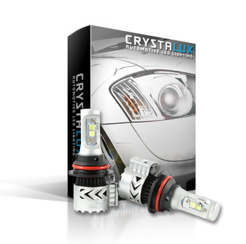 CrystaLux LED Headlight Bulbs (9007) for Nissan Frontier (2001-2020)