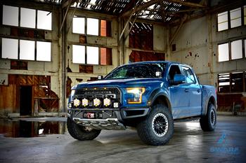 SwarfWorks Elite Light Mount for 2017+ Ford Raptor