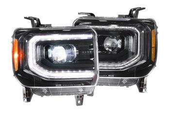 Morimoto XB LED Headlights for 2014-2018 GMC Sierra