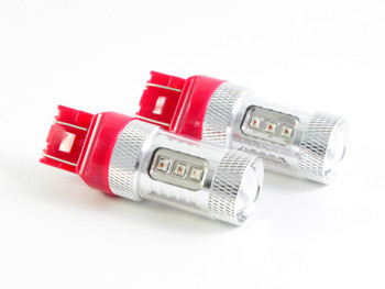 CrystaLux Rear Brake LED Lights (7443) for Ford F-150 (2021+)