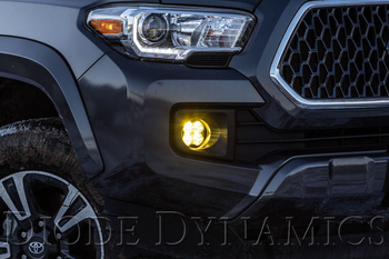 "Diode Dynamics Stage Series 3"" Fog Light Kit for 2012-2021 Toyota Tacoma"