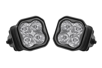 """Diode Dynamics Stage Series 3"""" Fog Light Kit for 2015-2020 Ford F-150 & 2017-2021 Ford Super Duty"""