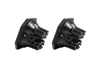 "Stage Series 3"" White Sport Flush LED Pod (Pair)"