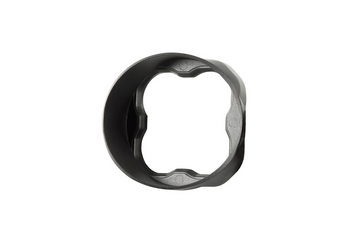 """Diode Dynamics Stage Series 3"""" LED Pod Replacement Front Bezel (Angled)"""