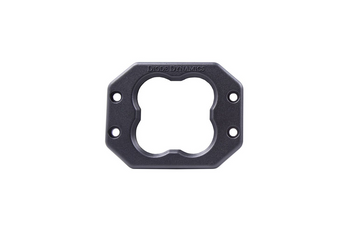 """Diode Dynamics Stage Series 3"""" LED Pod Replacement Front Bezel (Flush)"""