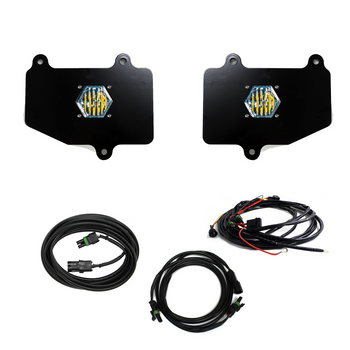 Baja Designs Jeep  JT Dual; S1 Reverse Kit (Toggle Switch)