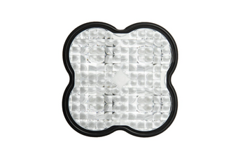 Diode Dynamics Clear Lens (Single) for SS3 Pods (Flood)