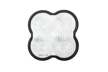 Diode Dynamics Clear Lens (Single) for SS3 Pods (SAE Fog)