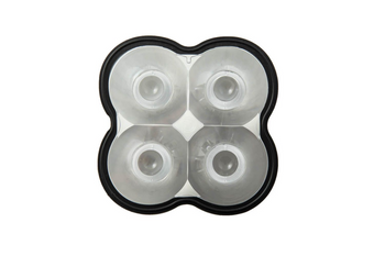 Diode Dynamics Clear Lens (Single) for SS3 Pods (Spot)