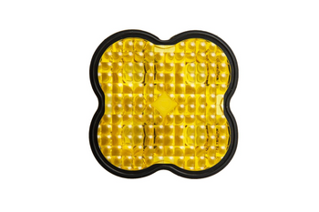 Diode Dynamics Yellow Lens (Single) for SS3 Pods (Flood)