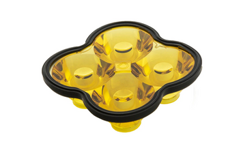 Diode Dynamics Yellow Lens (Single) for SS3 Pods (SAE Fog)