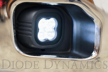 "Diode Dynamics Stage Series 3"" Fog Light Kit for 2011-2016 Ford Super Duty"