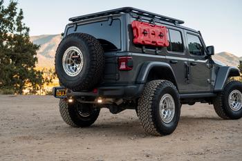 Baja Designs S2 Reverse Kit for 2018+ Jeep JL (via Toggle Switch)