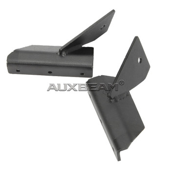 "4.2"" Lower Windshield Light Mounting Brackets for Jeep Cherokee"