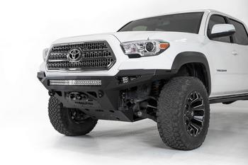 Addictive Desert Designs 2016-2021 Toyota Tacoma Stealth Fighter Winch Front Bumper