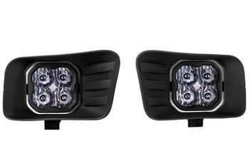"Diode Dynamics Stage Series 3"" Fog Light Kit for 2010-2018 RAM 2500/3500"