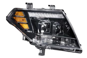 Morimoto XB Hybrid LED Headlights for 2009-2021 Nissan Frontier