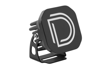 """Diode Dynamics Stage Series 3"""" Standard LED Pod Cover (Black)"""