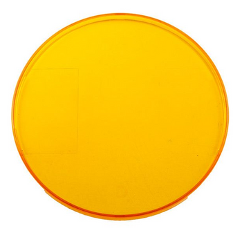 """Diode Dynamics Stage Series 3"""" Round LED Pod Cover (Yellow)"""