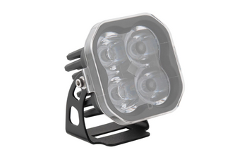 """Diode Dynamics Stage Series 3"""" Standard LED Pod Cover (Clear)"""