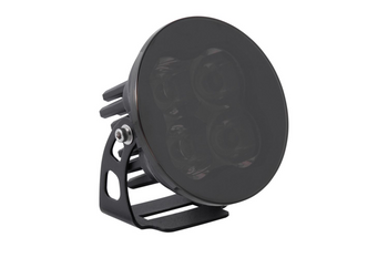 """Diode Dynamics Stage Series 3"""" Round LED Pod Cover (Smoked)"""