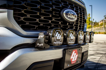 Baja Designs 2021+ Ford F150 Bumper Kit (Toggle Switch)