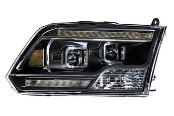 Morimoto XB Hybrid LED Headlights for 2009-2018  Ram