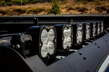 Baja Designs XL Linkable Kit w/7 XL Lights for Prinsu Roof Rack