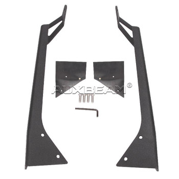 "50"" Straight Light Bar Windshield Mount for 1987-1995 Jeep Wrangler YJ"