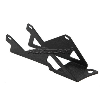 "7.6"" Dual Light A-Pillar Mounting Brackets for Jeep Wrangler JK"