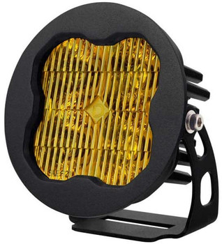 """Diode Dynamics Stage Series 3"""" Sport Yellow SAE Fog Round (Single)"""