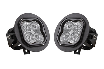 """Diode Dynamics Stage Series 3"""" Fog Light Kit for 2005-2011 Toyota Tacoma"""