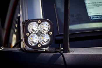 Baja Designs A-Pillar Kit for 2021+ Ford Bronco (XL Pro/Upfitter)