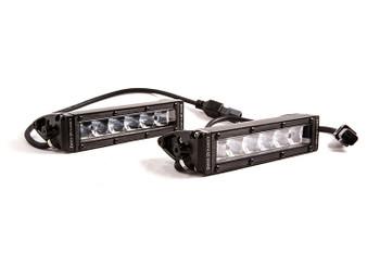 """Diode Dynamics 6"""" LED Light Bar White Flood (Pair)"""