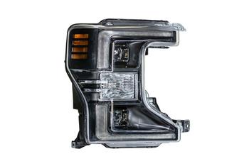 Morimoto XB Hybrid LED Headlights for 2020+ Ford Super Duty
