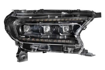 Morimoto XB LED Headlights for 2019+ Ford Ranger