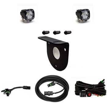 Baja Designs Reverse Kit for 2021+ Ford Bronco (Dual S1 w/Toggle Switch)