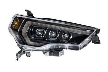 Morimoto XB LED Headlights for 2014-2021 Toyota 4Runner (Amber DRL)