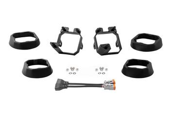 Diode Dynamics SS3 Fog Light Mounting Kit