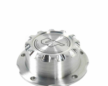 VR Forged Center Cap C Truck Wheels Brushed