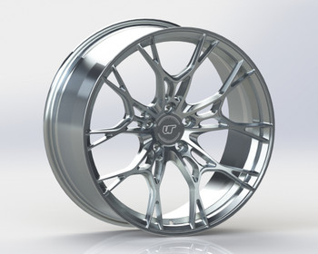 VR Forged D01 Wheel Brushed 20x9 +30mm 5x114.3