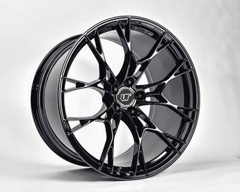 VR Forged D01 Wheel Gloss Black 20x9 +30mm 5x114.3